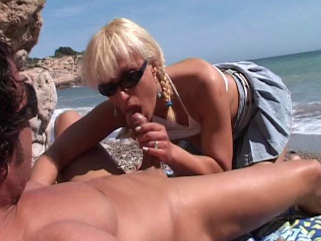 sexe video plage porn sex tape